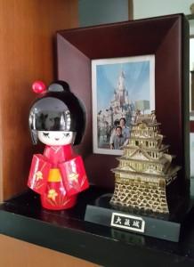 Ketemu gadis Jepang di Taiwan :D