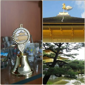Anggun dan sakralnya Kinkaku-ji Temple,  Kyoto