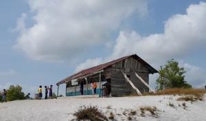 'SD Muhammadiyah Gantong'  setting sekolah dasar di film Laskar Pelangi