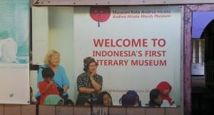Welcome to Museum Kata Andrea Hirata !