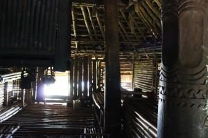Interior rumah adat 1