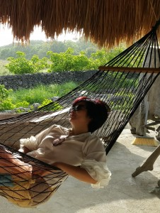 Nikmatnya hammock