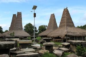 Rumah adat Ratenggaro