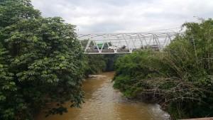 jembatan baru depok