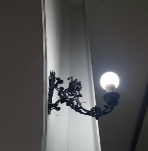lampu unik gereja gpib depok